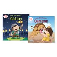 Samson/Gideon Flip-Over Book by Kovacs, Victoria, 9781462743384
