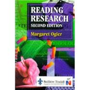 READING RESEARCH by OGIER, 9780702023385