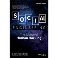 Social Engineering by Hadnagy, Christopher, 9781119433385