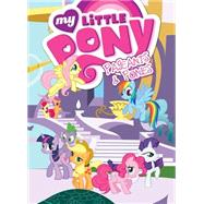 My Little Pony 4 by Morrow, Cindy; Larson, Mitch (ADP); Simon, Alonzo, 9781631403385