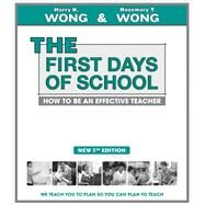 The First Days of School by Wong, Harry K.; Wong, Rosemary T., 9780976423386