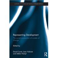 Representing Development: The social construction of models of change by Carre; David Marco, 9781138853386