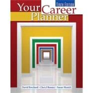 Your Career Planner by BORCHARD, DAVID, 9780757553387