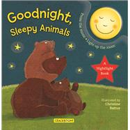 Goodnight, Sleepy Animals Nightlight Book by Unknown, 9782897183387