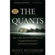 The Quants by Patterson, Scott, 9780307453389