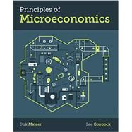 Principles of Microeconomics + Digital Product License Key Folder by Mateer, Dirk; Coppock, Lee, 9780393283389