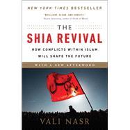 The Shia Revival by Nasr, Vali, 9780393353389