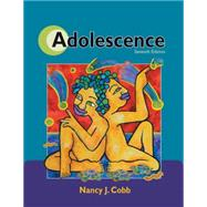 Adolescence Continuity, Change, and Diversity by Cobb, Nancy J., 9780878933389