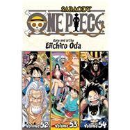 One Piece Omnibus 18 by Oda, Eiichiro, 9781421583389