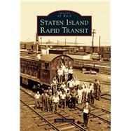 Staten Island Rapid Transit by Pitanza, Marc, 9781467123389
