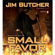 Small Favor by Butcher, Jim, 9780143143390