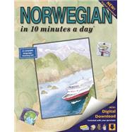 NORWEGIAN in 10 minutes a day by Kershul, Kristine K., 9781931873390