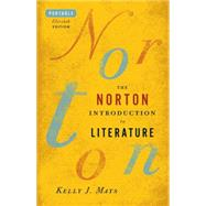 The Norton Introduction to Literature: Portable Edition by Mays, Kelly J., 9780393923391