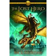 The Lost Hero by Riordan, Rick, 9781423113393