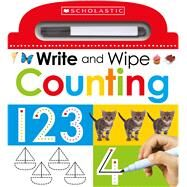 Write and Wipe Counting (Scholastic Early Learners) by Unknown, 9780545903394