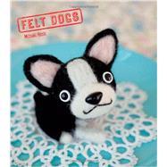 Felt Dogs by Hoshi, Mitsuki, 9781780673394
