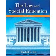 Law and Special Education, The, Enhanced Pearson eText with Loose-Leaf Version -- Access Card Package by Yell, Mitchell L., 9780134043395