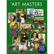 The Art Masters Sticker Book Over 250 Stickers by Unknown, 9780486803395