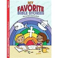 My Favorite Bible Stories Dot-To-Dot 6pk: Coloring and Activity Book by Warner Press, 9781593173395
