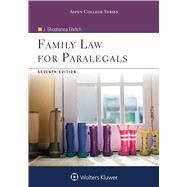 Family Law for Paralegals by Ehrlich, J. Shoshanna, 9781454873396