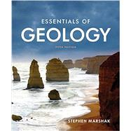 Essentials of Geology by Marshak, Stephen, 9780393263398
