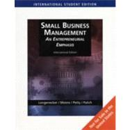 Aise-Pkg-Small Bus Mgmt An Entrepre Emphasis W/ Std Cd by Longenecker/Moore/Petty/Palich, 9780324323399