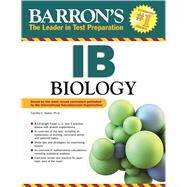 Barron's IB Biology by Walck, Camilla, 9781438003399