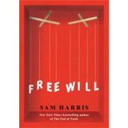 Free Will by Harris, Sam, 9781451683400