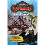 School of Dragons #2: Greatest Inventions (DreamWorks Dragons) by CASTALDO, NANCYRANDOM HOUSE, 9781101933404