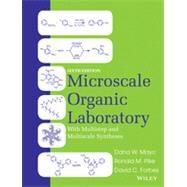 Microscale Organic Laboratory by Mayo, Dana W.; Pike, Ronald M.; Forbes, David C., 9781118083406