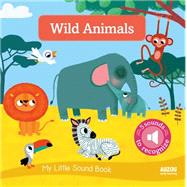 Wild Animals by Notaert, Amandine, 9782733843406