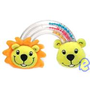 Baby Blessings Rainbow Rattle by , 9789834503406