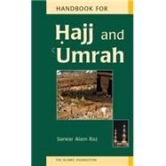 Handbook for Hajj and Umrah by Raz, Sarwar Alam, 9780860373407