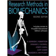 Research Methods in Biomechanics by Robertson, D. Gordon E., 9780736093408