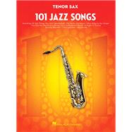 101 Jazz Songs by Hal Leonard Publishing Corporation, 9781495023408