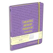 A Novel Journal: Jane Eyre by Bront�, Charlotte, 9781626863408
