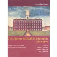 The History of Higher Education by