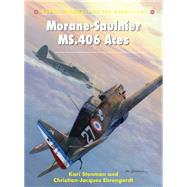Morane-saulnier Ms.406 Aces by Stenman, Kari; Ehrengardt, Christian-Jacques; Davey, Chris, 9781782003410