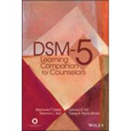 Dsm-5 Learning Companion for Counselors by Dailey, Stephanie F.; Gill, Carman S.; Karl, Shannon L.; Minton, Casey A. Barrio, 9781556203411
