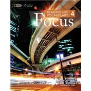 READING+VOCABULARY,FOCUS 4 by Unknown, 9781285173412