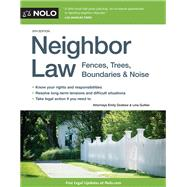 Neighbor Law by Doskow, Emily; Guillen, Lina, 9781413323412