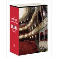 The Norton Anthology of Drama Vol. 1 & 2 by Gainor, J. Ellen; Garner, Stanton B., Jr.; Puchner, Martin, 9780393923414