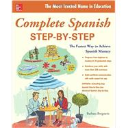Complete Spanish Step-by-step by Bregstein, Barbara, 9781259643415