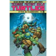 Teenage Mutant Ninja Turtles 11: Attack on Technodrome by Eastman, Kevin B.; Smith, Cory; Waltz, Tom, 9781631403415