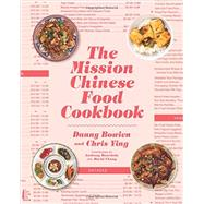 The Mission Chinese Food Cookbook by Bowien, Danny; Ying, Chris, 9780062243416
