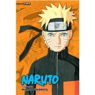 Naruto (3-in-1 Edition), Vol. 15 Includes Vols. 43, 44 & 45 by Kishimoto, Masashi, 9781421583419