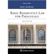 Basic Bankruptcy Law for Paralegals, Abridged by Buchbinder, David L.; Cooper, Robert J., 9781454873419