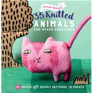 35 Knitted Animals and Other Creatures by Wilson, Donna, 9781782493419