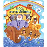 Noah and the Animals by Froeb, Lori C.; Corke, Estelle, 9780794433420
