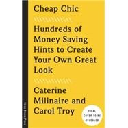 Cheap Chic by MILINAIRE, CATERINETROY, CAROL, 9781101903421
